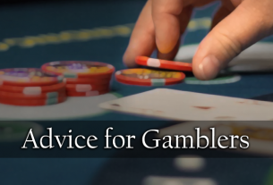 gambling advice