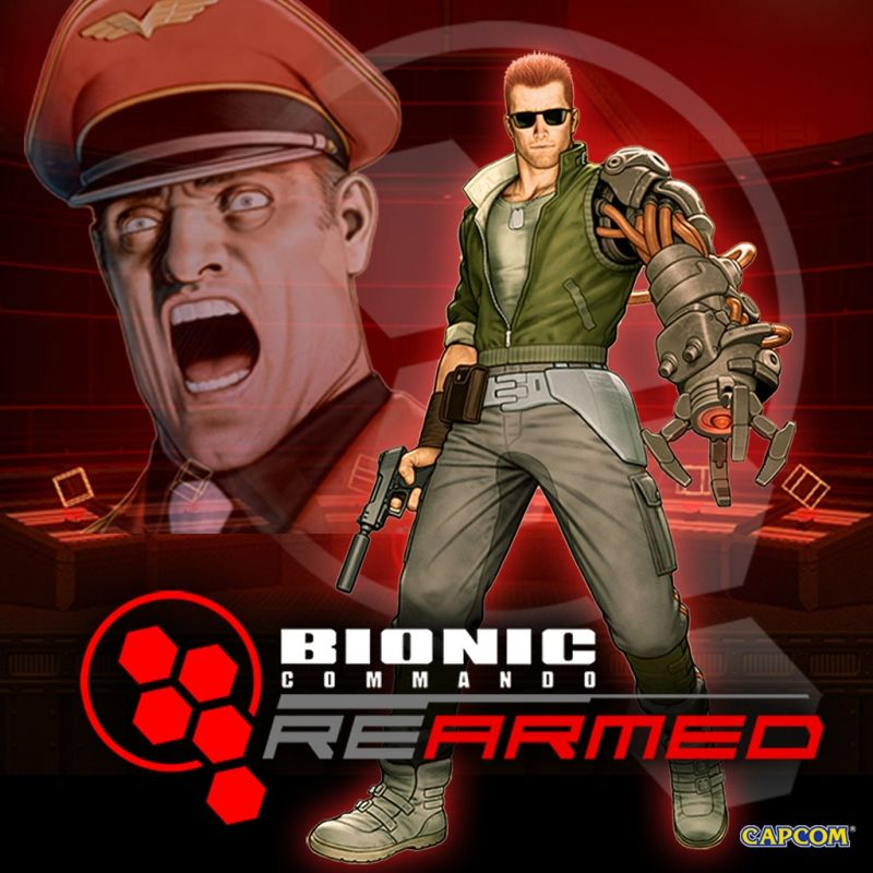 bionic commando and other games