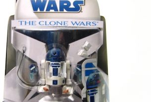 R2 D2 The Action Figure